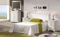 Resultado de imagen de dormitorio blanco