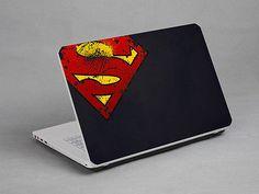 "13.3"" LAPTOP NOTEBOOK SKIN STICKER COVER DECAL SUPER MAN APPLE MACBOOK PRO AIR"