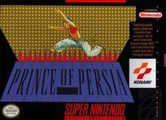 Prince of Persia (Super Nintendo Entertainment System, SNES, 1992)