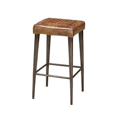 Healey bar stool without back | Andy Thornton