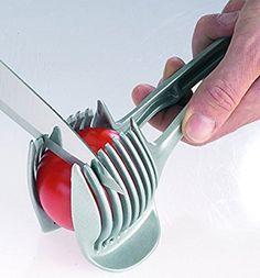 Amazon.com: Westmark German Multipurpose Food Slicing Tool Holder (Grey): Kitchen & Dining