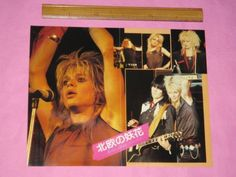 34-X Michael Monroe Tommy Lee posters three _ image 1