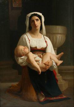 William Adolphe Bouguereau - Sold: $240,000