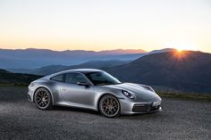The 2020 Porsche 911 has finally been revealed in Carrera S and trim. Find out how Porsche improved its sports car icon right here! Porsche Carrera, Porsche Autos, Porsche Cars, Porsche 2019, Audi A7, Lamborghini Gallardo, Ferrari 458, Cool Sports Cars, Sport Cars
