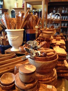 St. Helena olive oil shop.