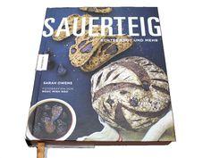 Kochbuch der Woche – Sauerteig Cover, Books, Play Dough, Libros, Book, Book Illustrations, Libri