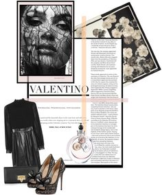 """""""Valentino"""" by lisabedow on Polyvore"""