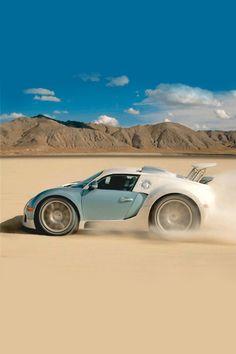 Baby Bugatti Veyron