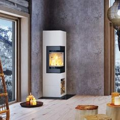 Nordpeis S31a Odense Wood Burning Stove