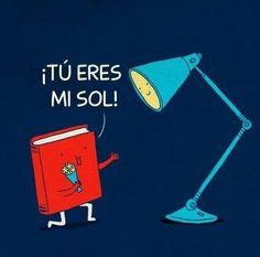 Tú eres mi sol!!!