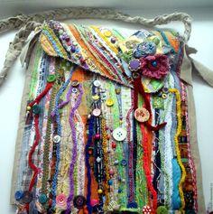 """Купить Сумка-торба """"Arabesci"""" - сумка ручной работы, авторская ручная работа, единственный экземпляр"""