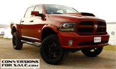 2015 Ram Regency Recon Lifted Truck Showcase Listing