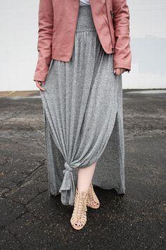 Easy Sunday Best | Urban Ombré -- A Fashion Blog