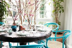 I like the idea of these bright Thonet armchairs in my dining room... But do I like them enough to actually buy?
