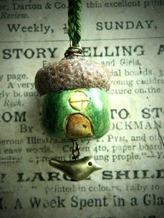 faery cottage by woodlandjewelries on Etsy.