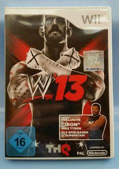 Wii WWE 13 - Nintendo Wii Spiel