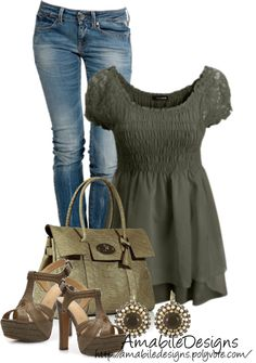 """Casual Date"" by amabiledesigns on Polyvore"