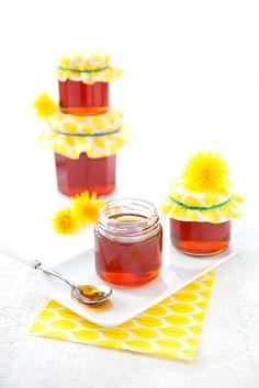 Gelée de fleurs de pissenlit : le miel vegan fait maison ! - 100 % Végétal | Cuisine vegan