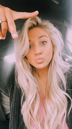 Beard and Company's products are made with premium all-natural ingredients to grow, repair, strengthen, and protect hair and skin. Proudly made in the USA. Hair Inspo, Hair Inspiration, Blonde Hair Looks, Girls With Blonde Hair, Blonde Girl Selfie, Cute Selfie Ideas, Tumbrl Girls, Good Vibe, Donia
