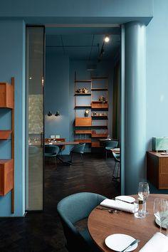 Fitzgerald Resturant | Rotterdam, Netherlands | Metropolitan, modern & vintage vibe
