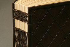 coptic stitch bookbinding | Coptic Stitch | Lili's Bookbinding Blog