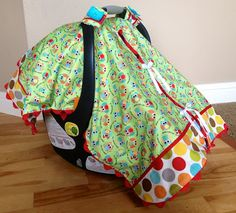 Carseat Canopy | Being Genevieve