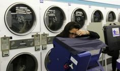 lavanderie a gettoni self-service