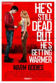 'Warm Bodies' poster: Are sexy zombies the new sexy vampires? -- EXCLUSIVE