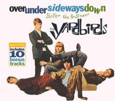 Yardbirds – Over Under Sideways Down  #yardbirds