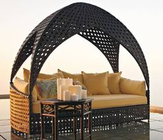 Bali Daybed – A Luxurious Bed For Daydreamers, $4995