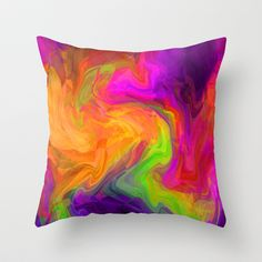 passion Throw Pillow by Sylvia Cook Photography - $20.00