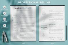 R22-Mariah Graham-2 Cover Letter Format, Job Cover Letter, Cover Letter Template, Resume Layout, Resume Design, Resume Cv, Manager Resume, Design Design, Graphic Design