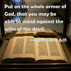 Armor of god priscilla shirer study