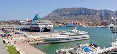 MarPort Activities : Líneas Marítimas Regulares
