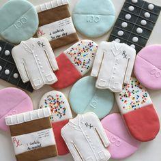 Pharmacist Sugar Cookies (One Dozen)