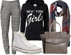 Sporty outfit.....I truly love this outfit
