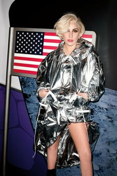 Lady Gaga by Terry Richardson for Harper's Bazaar US