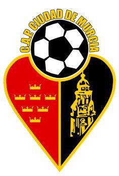 2010, CAP Ciudad de Murcia (Murcia, España) #CAPCiudaddeMurcia #Murcia (L19488) Gap, Club, Porsche Logo, Badge, Branding Design, Football, Mustang, Spain, Soccer