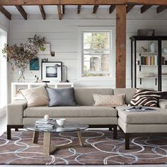 Living Room idea from West Elm