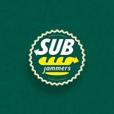 Every year #Subway holds an event to select and reward the best jammer sandwich artist in various countries the event is simply called #SubJammers. For the first time this event is held in the UAE and the winner will enjoy a paid trip to Las Vegas. So weve been asked to design a logo and a poster for the event.  #MoKhatib #FollowMe #Follow4Follow #GraphicDesign #Logo #Icon #Jordan #Amman #Fresh #Young #ArtMaster #kids #Music #Advertising #arabdesigners #branding #AbuDhabi