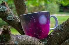 Kosmos Mugs, Tableware, Art, Art Background, Dinnerware, Tumblers, Tablewares, Kunst, Mug
