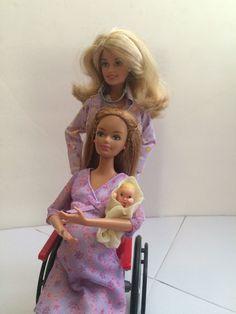 Happy Family Pregnant Barbie Midge & More | eBay