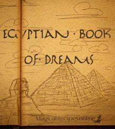 egyptian dream theories