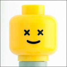 Dead Head. Citizen Brick LEGO