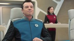 When Star Trek Discovery is going to make it to the airwaves is anyone's guess. Until then, though, we've got what looks like the next best thing: Seth MacFarlane's spoof of the franchise, The Orville.