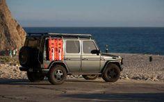 G500 Adventurewagen in Malibu, CA