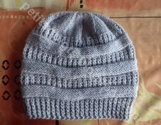 Harry Potter Hat, Cable Knit Hat, Crochet Mandala, Beret, Ravelry, Knitted Hats, Textiles, Couture, Knitting