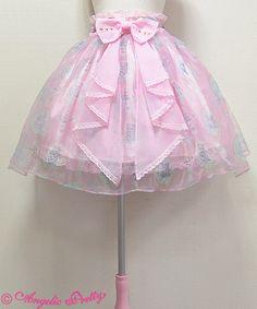 Angelic Pretty MilkyCrossスカート2015
