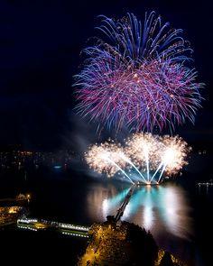 Nanaimo Bathtub Days Fireworks