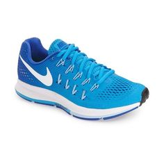 Nike  Zoom Pegasus 33  Sneaker (€99) ❤ liked on Polyvore featuring shoes 1ba902522a5